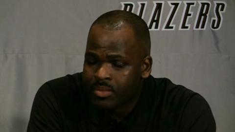 Nate McMillan discusses the upcoming Trail Blazers season