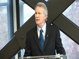 Gov. Elect John Kitzhaber talks about his transition
