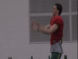 Video: Meet Bryan Bennett, the Ducks new backup quarterback