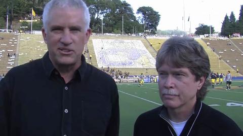 Video: Heisman voters Ken Goe and John Hunt talk about the choices