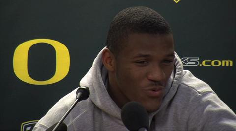 Oregon Ducks football: LaMichael James on Oregon State's Rodgers brothers