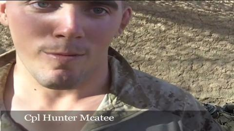 Marines on the hunt for IEDs in Afghanistan