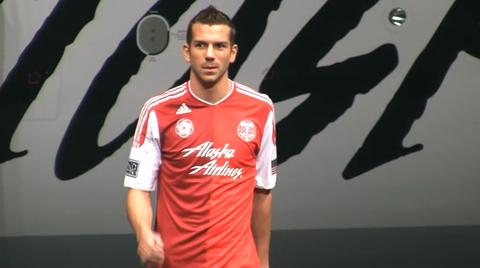 Portland Timbers unveil MLS jerseys