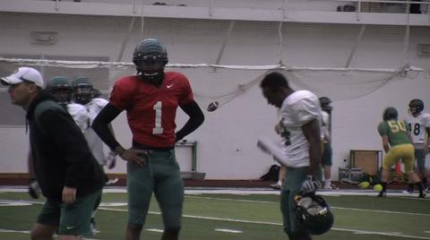 Oregon Ducks video: Ducks return to practice
