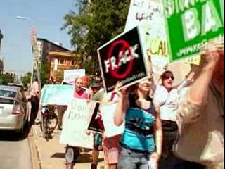 Rally for Moratorium on Hydrofracking