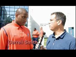 SU football: Holmes and Smith