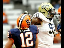 Syracuse University Football Staggered but Still Standing