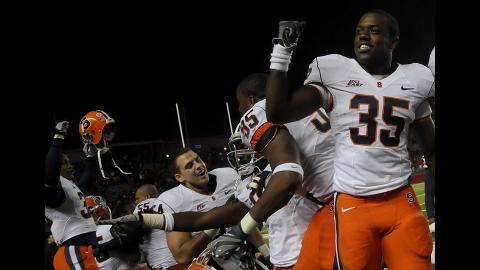Syracuse University Football: A Tribute To The Seniors