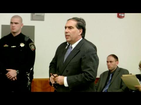 The Sentencing of Thomas Basile