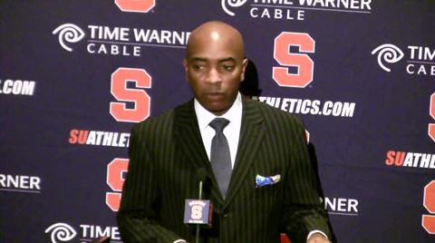 SU Accepts Bid to New ERA Pinstripe Bowl