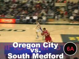 Oregon City racks up score on South Medford