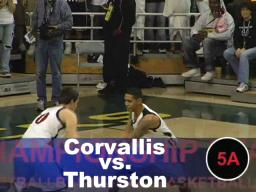 Corvallis keeps Thurston at bay