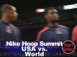 Nike Hoop Summit: USA vs. World