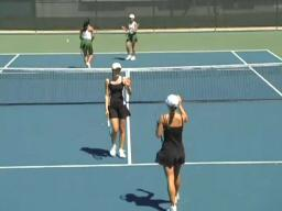 6A Tennis Championship: Girls doubles