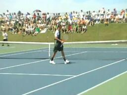 6A Tennis Championships: Boys Singles