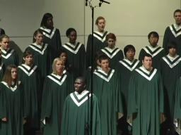 6A Choir - Reynolds High School