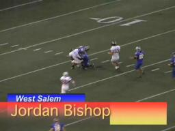 Jordan Bishop Highlights from the Les Schwab Bowl