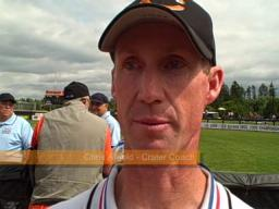 Crater Coach talks after winning 5A Championship