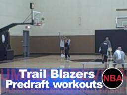Blazers predraft workout: Nicolas Batum