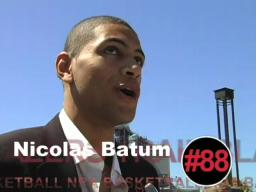 Nicolas Batum talks about joining the Blazers