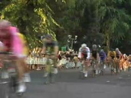Cyclists hit Portland streets in Twilight Criterium