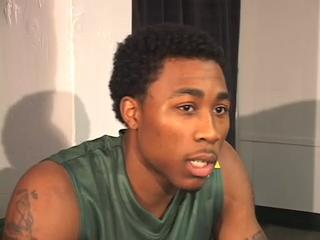 Oregon Basketball Media Day - LeKendric Longmire