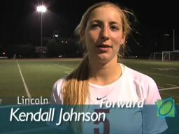 Spotlight: Lincoln's Kendall Johnson on committing to the Unive