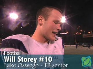 Lake Oswego edges Jesuit in the 6A semifinals, 32-28