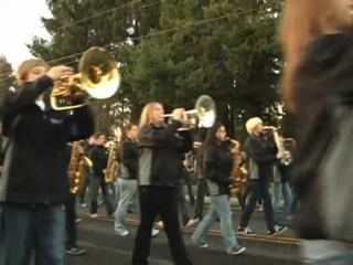 Evergreen Marching Band to perform in Obama inauguration parade