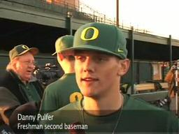 Oregon Baseball begins