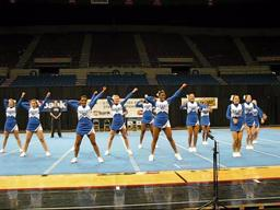 2010 Cheerleading State Championship highlights