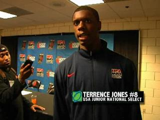 Nike Hoop Summit: Terrence Jones delivers in front of hometown crowd