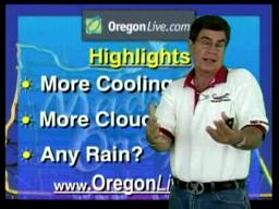 Wednesday, August 5 weather forecast