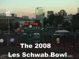 Highlights from the 2008 Les Schwab Bowl
