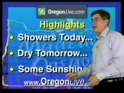 Tuesday, October 27 weather forecast