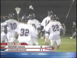 WMass Lacrosse Semifinal Highlights