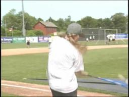 Local woman blazing paths as pro baseball coach