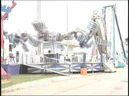 What are the scariest rides at 'The Big E?'
