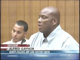 Convicted serial killer, Alfred Gaynor, admits to murder