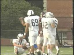 Springfield College beats Westfield State in football season-op
