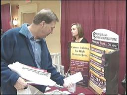 Job fairs continue to gain popularity