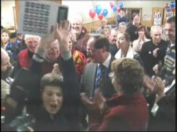 West Springfield election results video