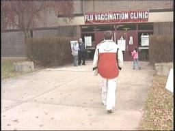 H1N1 clinic held in Amherst