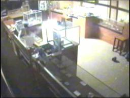 Surveillance video: Westfield jewelry heist