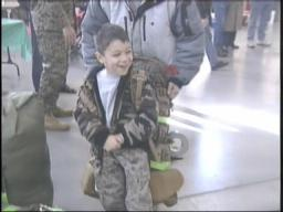 Local Marines return home from Iraq