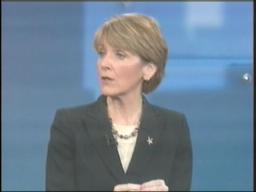 Martha Coakley, Scott Brown head Senate candidates