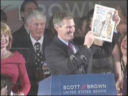 Voters react the day after Scott Brown's big U.S. Senate win over Martha Coakley