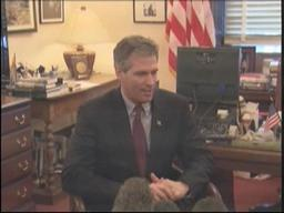 Scott Brown meets, greets in Washington