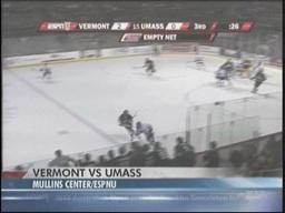 UMass hockey: Minutemen shutout by Vermont, 3-0