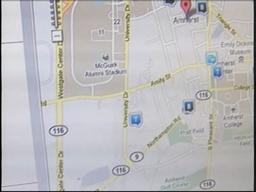 Amherst adopts crime mapping technology